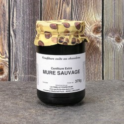 Confiture Artisanale Mure Sauvage