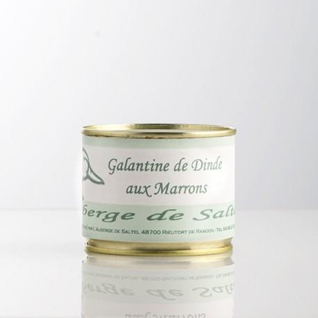 Galantine de Dinde aux marrons