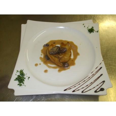Foie Gras Sauce aux Morilles