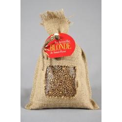 Lentilles blonde de saint flour